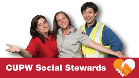 CUPW Social Stewards
